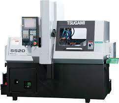 tsugami ss20 swiss type cnc lathe tsugami rem sales machines
