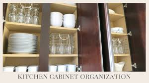 How To Organize Your Kitchen Cabinets by Home Organization Tips Kitchen Cabinet Organization Youtube
