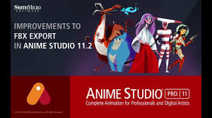 How To Use Home Design Studio Pro anime studio 11 export to unity fbx improvements tutorial