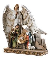 amazon com cb gift tc616 nativity angel figurine 8