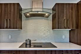 marble countertops glass subway tile kitchen backsplash polished