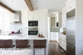 white cabinets with black island others extraordinary home design