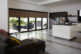 roller blinds for bi folding doors and sliding doors vision door