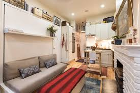 NYC Micro Apartments Curbed NY - Small new york apartment design