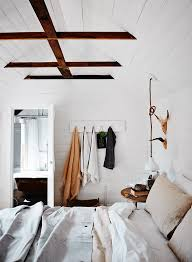Bedroom Wall Gets Wet The Styling Secret Of Wall Mounted Hooks Emily Henderson