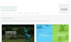 7 sites for web design inspiration webtechgadgetry