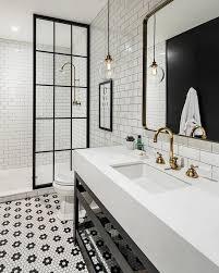 Black And White Small Bathroom Ideas Industrial Style Small Bathroom Designs Small Bathroom Designs