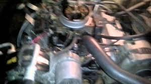 sonido de motor chevrolet 262 luego de entonar y corregir fugas