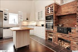 Brick Tiles For Backsplash In Kitchen by Kitchen Brick Wall Covering Brick Paneling Indoor Stacked Stone