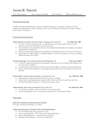 sales director resume sample administrative officer resume samples fullsize by gritte business resume examples professional profile experience resume template word document administrative manager assistant project editor education