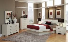 King Size Bedroom Set With Armoire Coaster Jessica Bedroom Set White 202990 Bed Set At Homelement Com