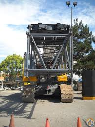 sany scc8100 crane for sale or rent in las vegas nevada on