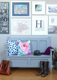 Plans To Build A Storage Bench by Diy Storage Bench The House Of Wood