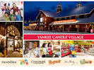 yankee candle factory car museum