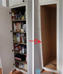 remodelando la casa kitchen organization pull out shelves in pantry