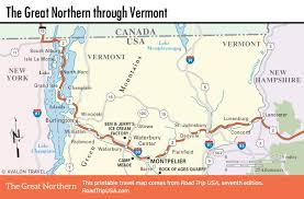 Map Of Northeast United States by The Great Northern Route Us 2 Road Trip Usa