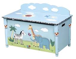 cool toy box design ideas for kids room