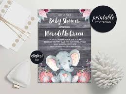 free printable halloween baby shower invitations printable wedding bridal shower birthday by tranquillina on etsy