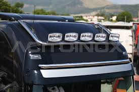 volvo truck design roof light bar long version volvo fh4 acitoinox truck parts