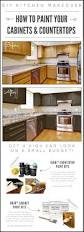 10 diy easy and little project for your kitchen 9 countertop