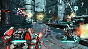PC Transformers Fall of Cybertron