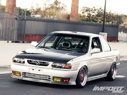 nissan sentra performance parts 1992 nissan sentra xe import tuner magazine