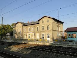 Karstädt station