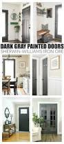 best 25 painting interior doors ideas on pinterest interior