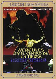 Hercules En El Centro De La Tierra
