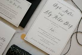 new years wedding invitations martina dalessandro
