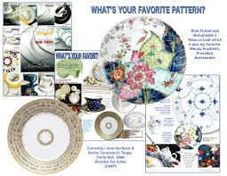 tableware today favorite patterns mottahedeh milestone and r