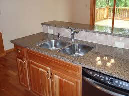 kitchen islands with farmhouse sink rectangle grey modern gloss