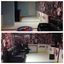 hockey man room idea for the home pinterest caves hockey
