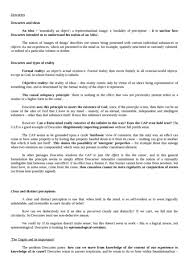Mla style essay reflection on descartes