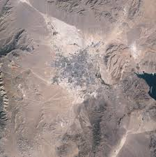 Maps Google Com Las Vegas by 25 Years Of Growth In Las Vegas Image Of The Day