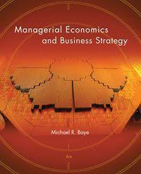 Managerial economics a problem solving approach Scribd