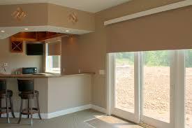 amazing window treatments for sliding glass doors john robinson