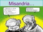 misandria