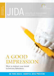 journal of the irish dental association august september 2016 by