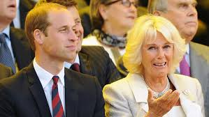 prince william awkwardly disses stepmother camilla duchess of