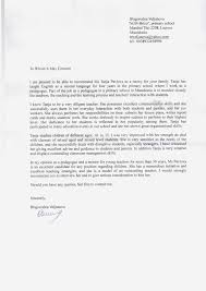 Things To Say In A Recommendation Letter   Recommendation Letter      Recommendation Letter