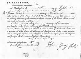 Legal Letter Of Intent by John Jacob Declaration Of Intent Abbott Lavalle Family History