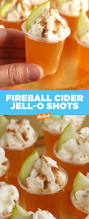 best apple cinnamon jell o shots recipe how to make apple