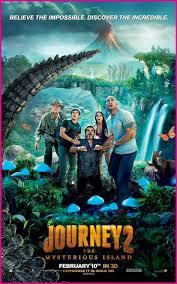 Hòn Đảo Huyền Bí - Journey 2: The Mysterious Island