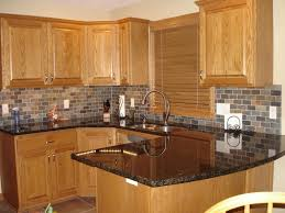 Paint Colors For Kitchen Walls With Oak Cabinets Modern Makeover And Decorations Ideas Kitchen Design Stunnning