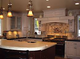 kitchen classic white french country kitchen design with vintage