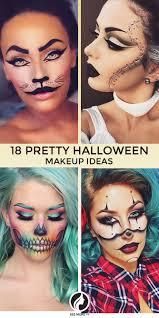 The 15 Best Sugar Skull Makeup Looks For Halloween Halloween by Best 20 Beautiful Halloween Makeup Ideas On Pinterest Haloween