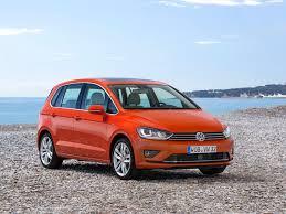 volkswagen golf sportsvan 2014 pictures information u0026 specs