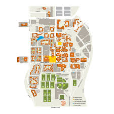 Google Map Dallas by Campus Map The University Of Texas At Dallas