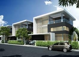 Modern Home Design Ideas Outside 3d Home Exterior Design With Modern Ideas Outside Of Gallery